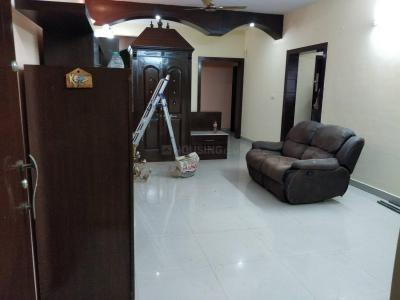 Gallery Cover Image of 2400 Sq.ft 3 BHK Apartment for rent in Srinivasa Sai Poorna Paradise, Somasundarapalya for 35000