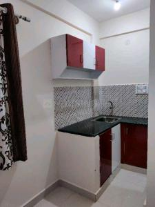 Kitchen Image of Cbr Studio Rooms in Marathahalli