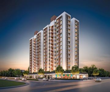 Gallery Cover Image of 1435 Sq.ft 3 BHK Apartment for buy in Shela for 5800000