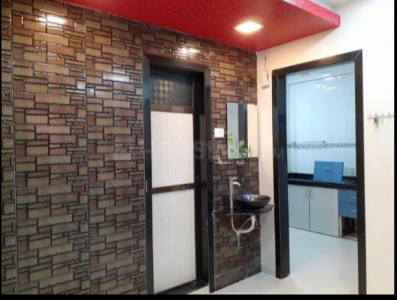 Gallery Cover Image of 965 Sq.ft 2 BHK Apartment for rent in Kopar Khairane for 21000