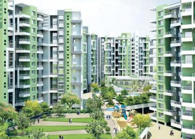 Gallery Cover Image of 938 Sq.ft 2 BHK Apartment for buy in Yogesh Gandharva Excellence Project III, Moshi for 4405000