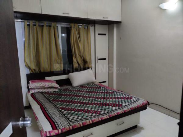 Bedroom Image of Girls PG in Pimple Saudagar