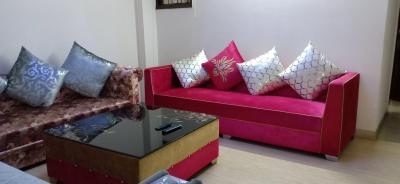 Gallery Cover Image of 950 Sq.ft 2 BHK Apartment for rent in RWA A Block Malviya Nagar, Malviya Nagar for 35000