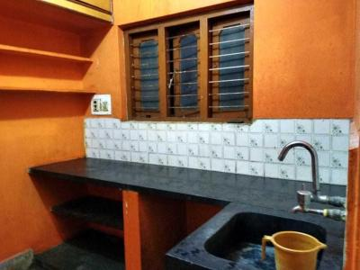 Kitchen Image of 1100 Sq.ft 2 BHK Independent House for rent in Akshayanagar for 15000