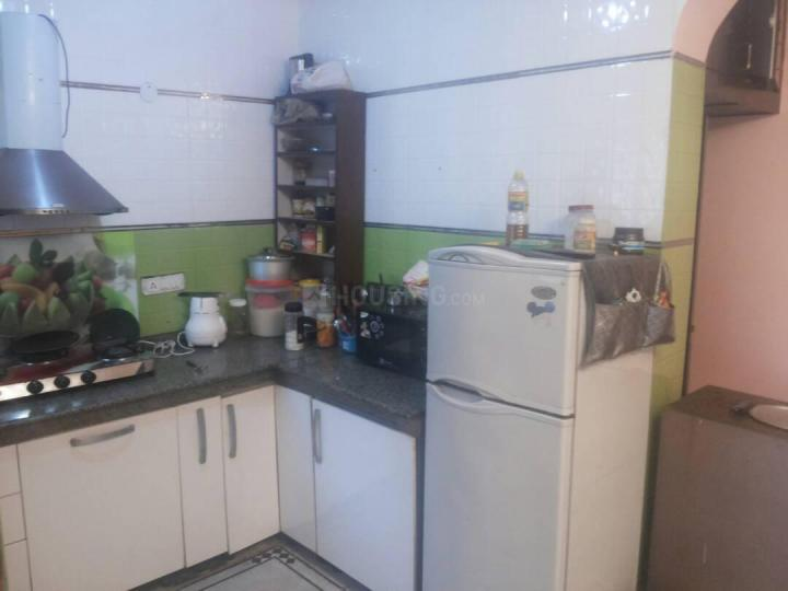 Kitchen Image of Maitreyi PG in Munirka