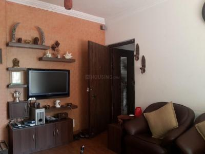 Gallery Cover Image of 800 Sq.ft 2 BHK Apartment for rent in Thane West for 27000