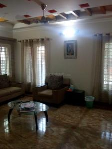 Gallery Cover Image of 1200 Sq.ft 4 BHK Independent House for rent in R. T. Nagar for 50000