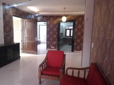 Gallery Cover Image of 2700 Sq.ft 3 BHK Independent House for rent in Galaxy Apartment, Sector 43 for 42000