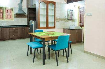 Dining Room Image of PG 4642216 Dasarahalli in Dasarahalli