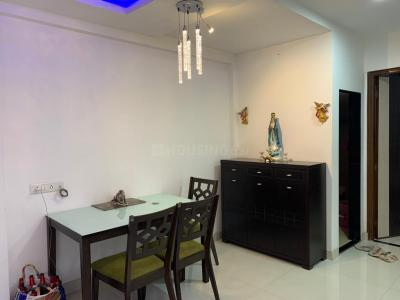 Gallery Cover Image of 650 Sq.ft 1 BHK Apartment for rent in Vasai West for 14000