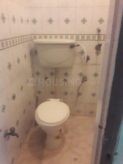 Bathroom Image of 528 Sq.ft 1 RK Independent Floor for rent in Sector 12 for 9000