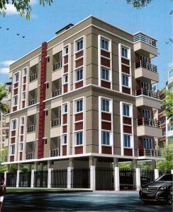 Gallery Cover Image of 1226 Sq.ft 3 BHK Apartment for buy in Mukundapur for 5571800