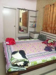 Bedroom Image of Om Sai Nath PG in Bopal
