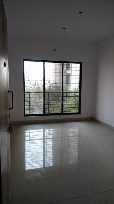 Living Room Image of 600 Sq.ft 1 BHK Apartment for rent in Kharghar for 12000