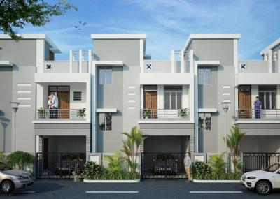 Gallery Cover Image of 1003 Sq.ft 2 BHK Villa for buy in Gothapatna for 3510000