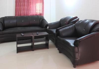 Living Room Image of PG 4642503 Balewadi in Balewadi