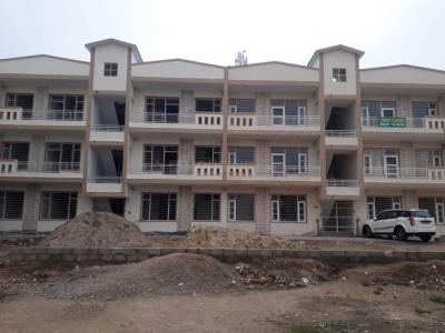 Gallery Cover Image of 1200 Sq.ft 3 BHK Independent Floor for buy in Khanpur for 2990000