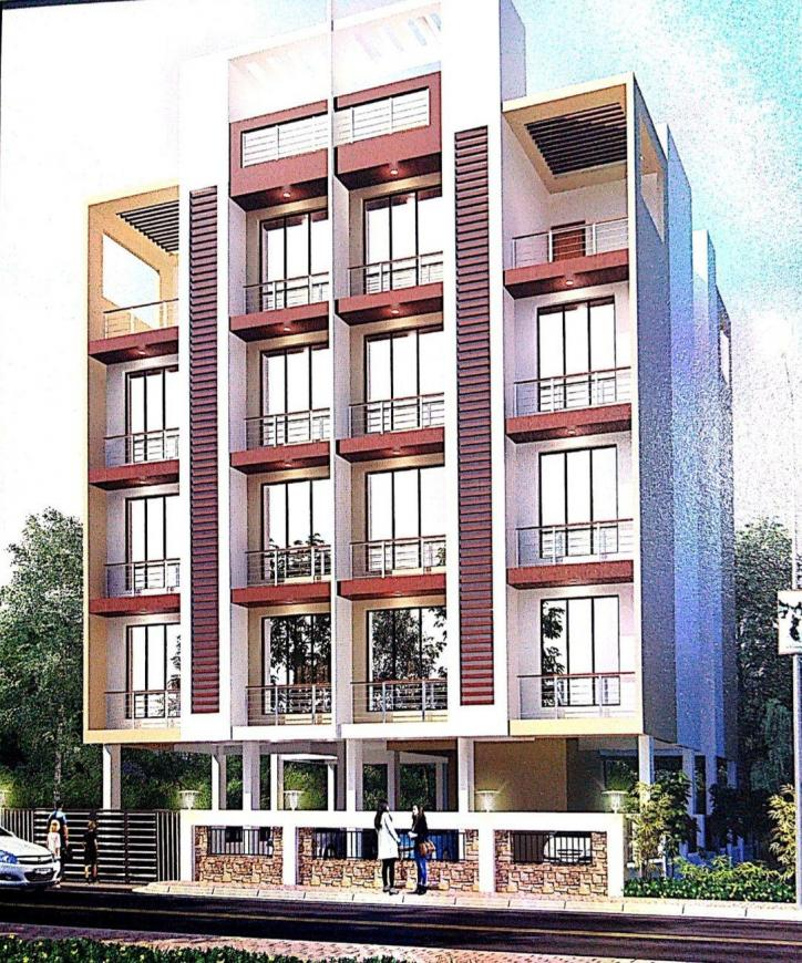 Building Image of 575 Sq.ft 1 BHK Independent Floor for buy in Kamothe for 3852500