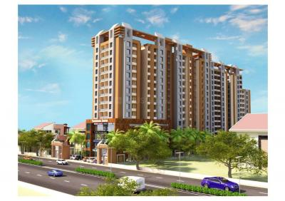 Gallery Cover Image of 1260 Sq.ft 2 BHK Apartment for buy in Ellisbridge for 6300000