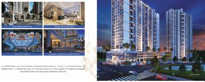 Gallery Cover Image of 633 Sq.ft 2 BHK Apartment for buy in Royal Pristo, Malad East for 11700000