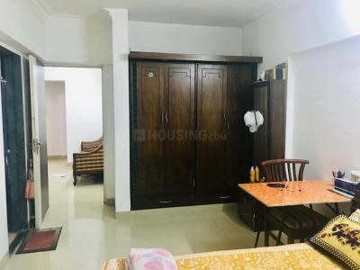 Gallery Cover Image of 658 Sq.ft 1 BHK Apartment for rent in Chinchwad for 11000