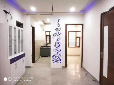 Gallery Cover Image of 900 Sq.ft 3 BHK Independent Floor for rent in Sector 25 Rohini for 18000