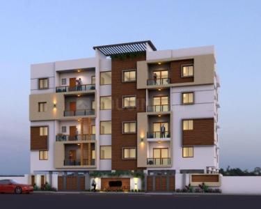 Gallery Cover Image of 1005 Sq.ft 2 BHK Apartment for buy in Kaggadasapura for 4800000