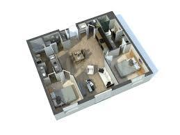 Gallery Cover Image of 1150 Sq.ft 2 BHK Apartment for buy in Kasturi Nagar for 3450000