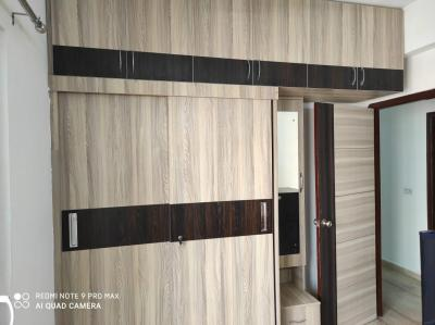 Gallery Cover Image of 1380 Sq.ft 2 BHK Apartment for rent in SS The Coralwood And Almeria, Sector 84 for 18000