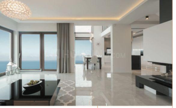 रूपारेल अरियाना, वडाला  में 54000000  खरीदें  के लिए 54000000 Sq.ft 3 BHK अपार्टमेंट के हॉल  की तस्वीर