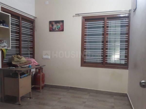 Bedroom Image of 600 Sq.ft 1 BHK Independent Floor for rent in Rajajinagar for 10000
