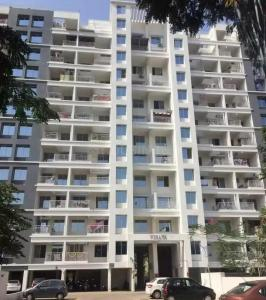 Gallery Cover Image of 630 Sq.ft 1 RK Apartment for buy in Vihana - Mitribute Homes, Mundhwa for 4500000