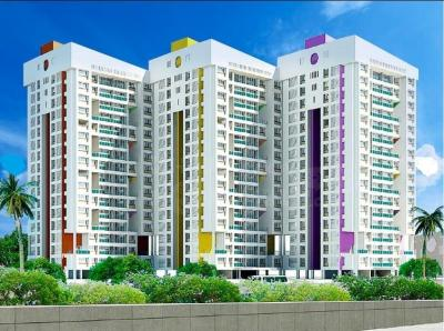 Gallery Cover Image of 1011 Sq.ft 3 BHK Apartment for buy in Thane West for 12900000