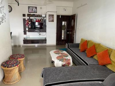Gallery Cover Image of 1215 Sq.ft 2 BHK Apartment for buy in Suramya Sagar Sangeet Heights, Ghatlodiya for 7000000
