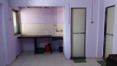 Kitchen Image of Vijay Kapoor Hospitality PG in Malad West