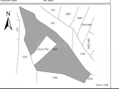 1400 Sq.ft Residential Plot for Sale in Debari, Udaipur