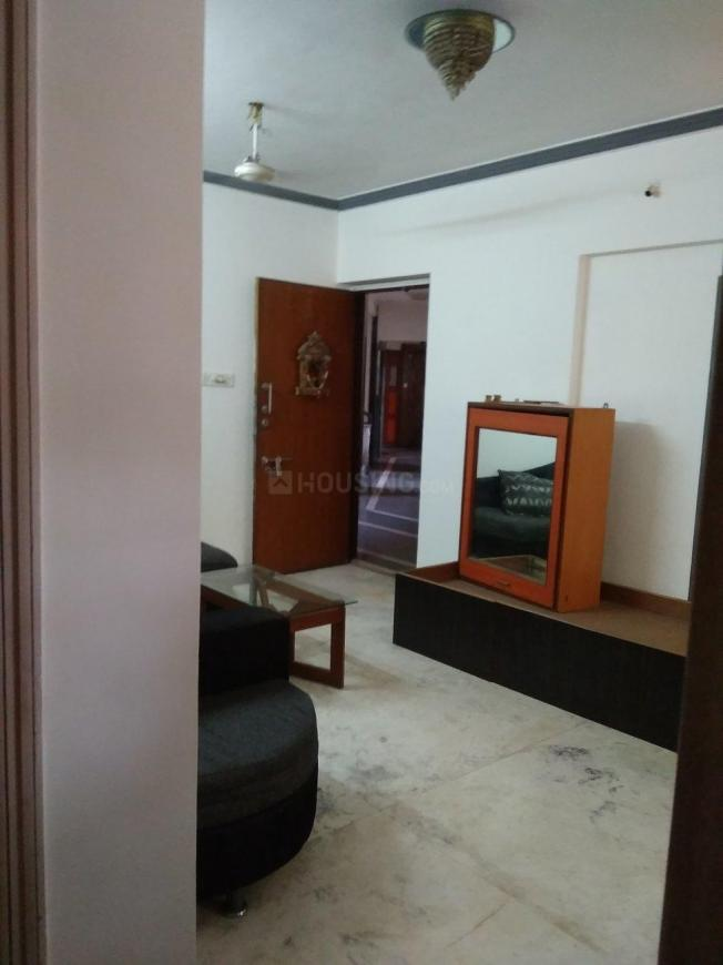 Living Room Image of 650 Sq.ft 1 BHK Apartment for rent in Jogeshwari West for 31000