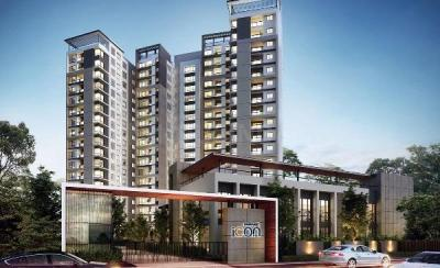 Gallery Cover Image of 951 Sq.ft 2 BHK Apartment for buy in Koyambedu for 8000000
