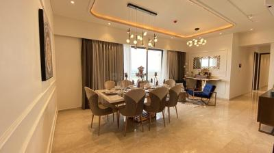 Living Room Image of 3118 Sq.ft 5 BHK Independent Floor for buy in Lodha Palava Serenity B, Palava Phase 1 Nilje Gaon for 28000000