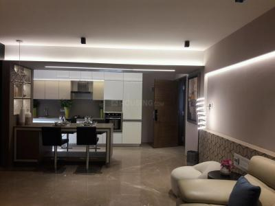 Gallery Cover Image of 1280 Sq.ft 3 BHK Apartment for buy in Santacruz East for 38700000