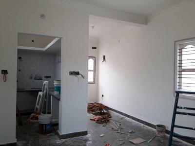 Gallery Cover Image of 600 Sq.ft 1 BHK Independent Floor for rent in Kaggadasapura for 12000