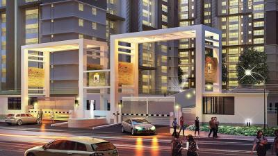 Gallery Cover Image of 1304 Sq.ft 2 BHK Apartment for buy in Muddanahalli for 7000001