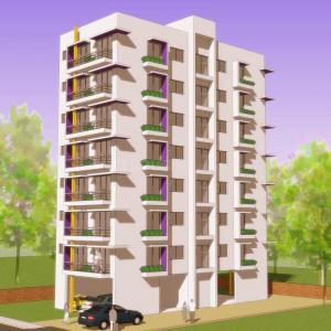Gallery Cover Image of 440 Sq.ft 1 BHK Independent Floor for buy in Thane West for 3471600