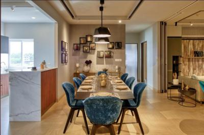 Gallery Cover Image of 1640 Sq.ft 3 BHK Apartment for buy in Karle Vario Homes, Hebbal for 15000000