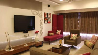 Gallery Cover Image of 1410 Sq.ft 3 BHK Apartment for rent in Bandra West for 140000