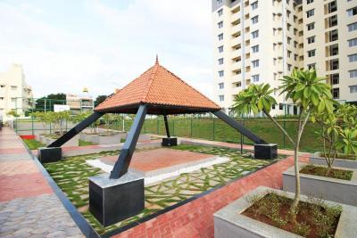 Gallery Cover Image of 884 Sq.ft 2 BHK Apartment for buy in Provident The Tree, Gollarapalya Hosahalli for 5050000
