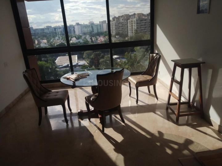 Living Room Image of 1880 Sq.ft 3 BHK Apartment for rent in Hadapsar for 65000