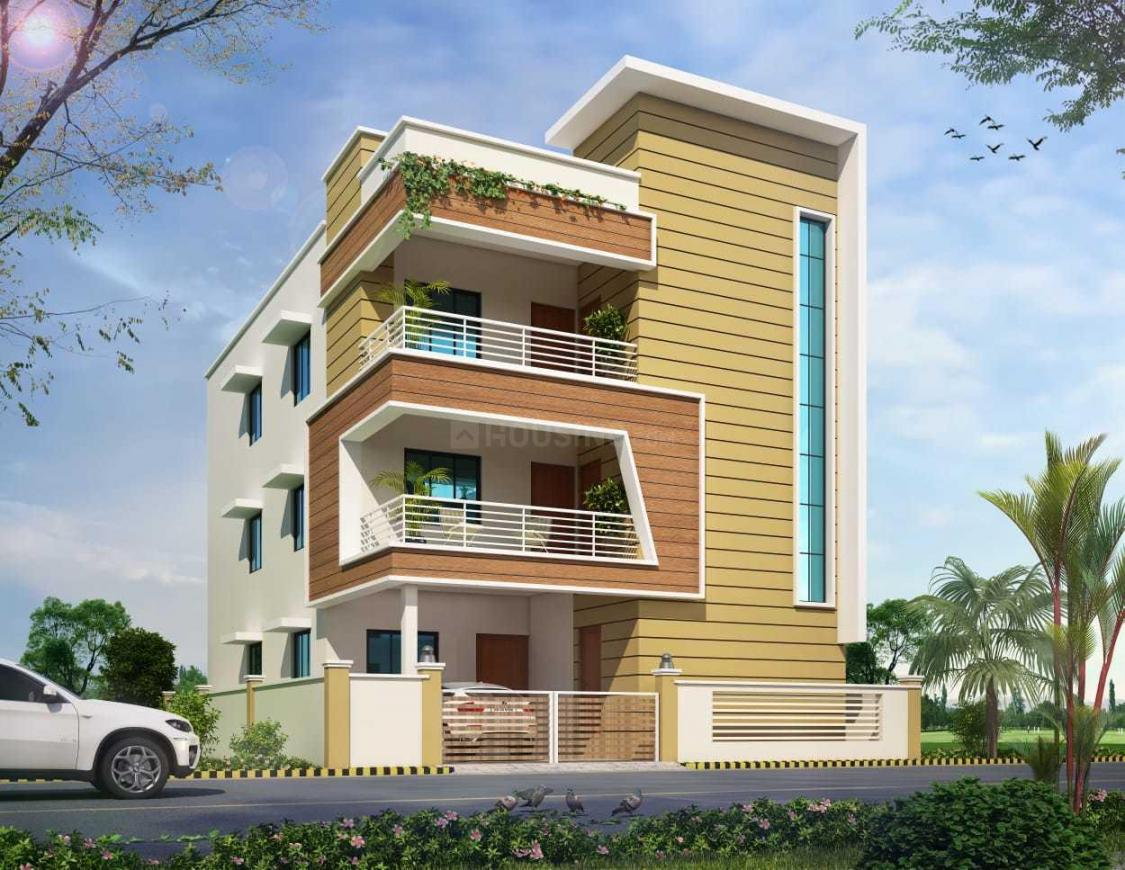Building Image of 4500 Sq.ft 7 BHK Independent House for buy in Patia for 15000000