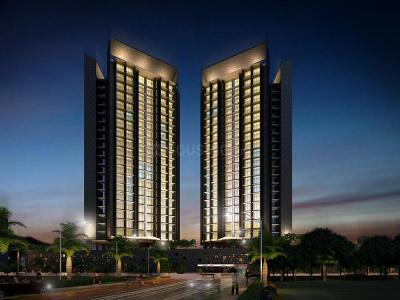 Gallery Cover Image of 1405 Sq.ft 3 BHK Apartment for buy in Kanakia Samarpan Exotica, Borivali East for 23500000