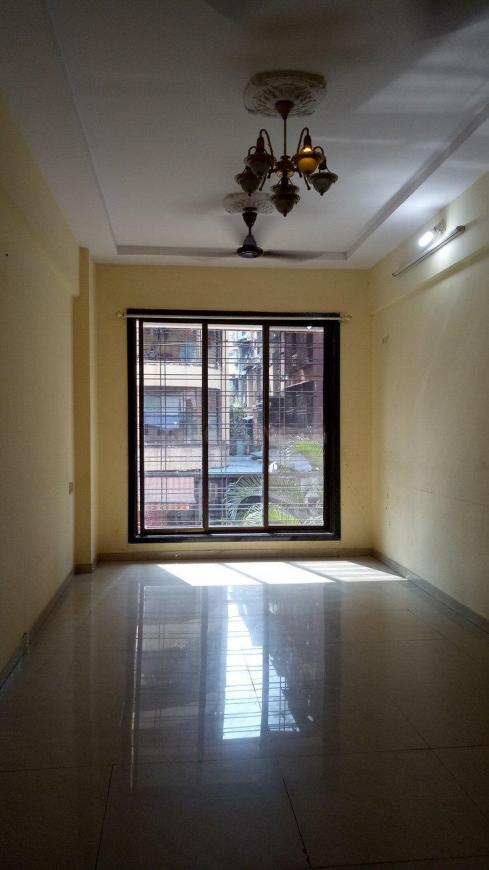 Living Room Image of 1100 Sq.ft 2 BHK Apartment for rent in Seawoods for 22500